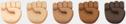 Emoji Fists