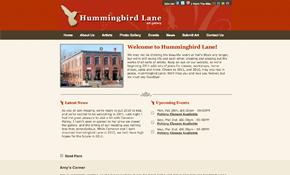Hummingbird Lane Art Gallery