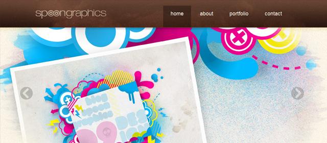 Chris Spooner Website
