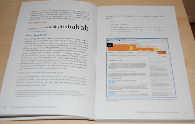 Pages of Smashing Book