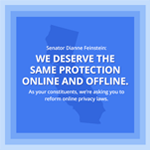 We deserve the same protection online