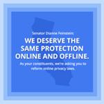 We deserve the same protection online