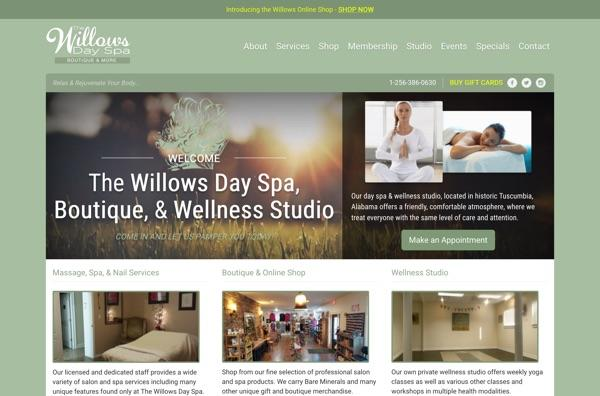 Willows Day Spa